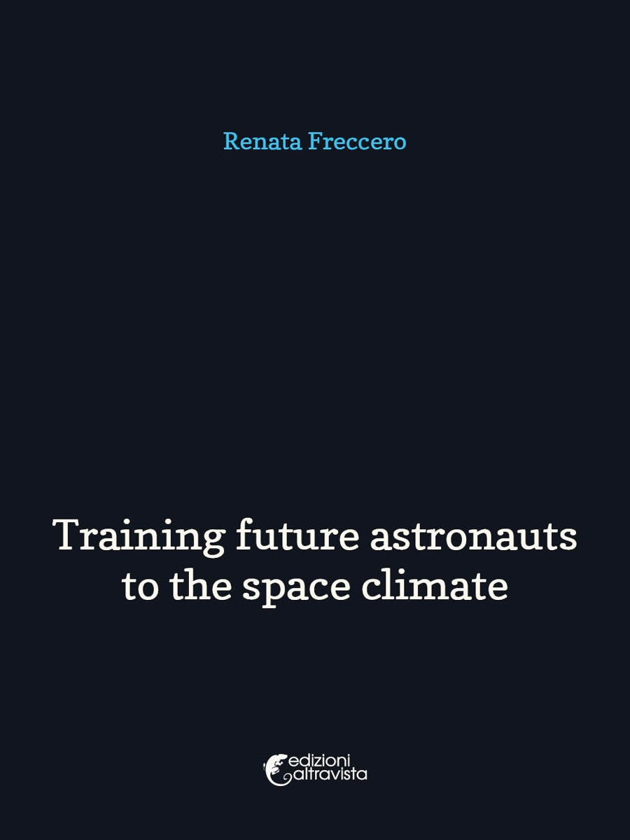 Training future astronauts to the space climate - eBook