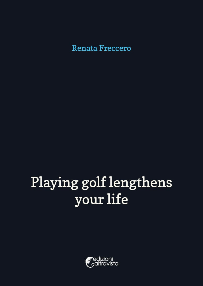 Playing golf lengthens your life - eBook