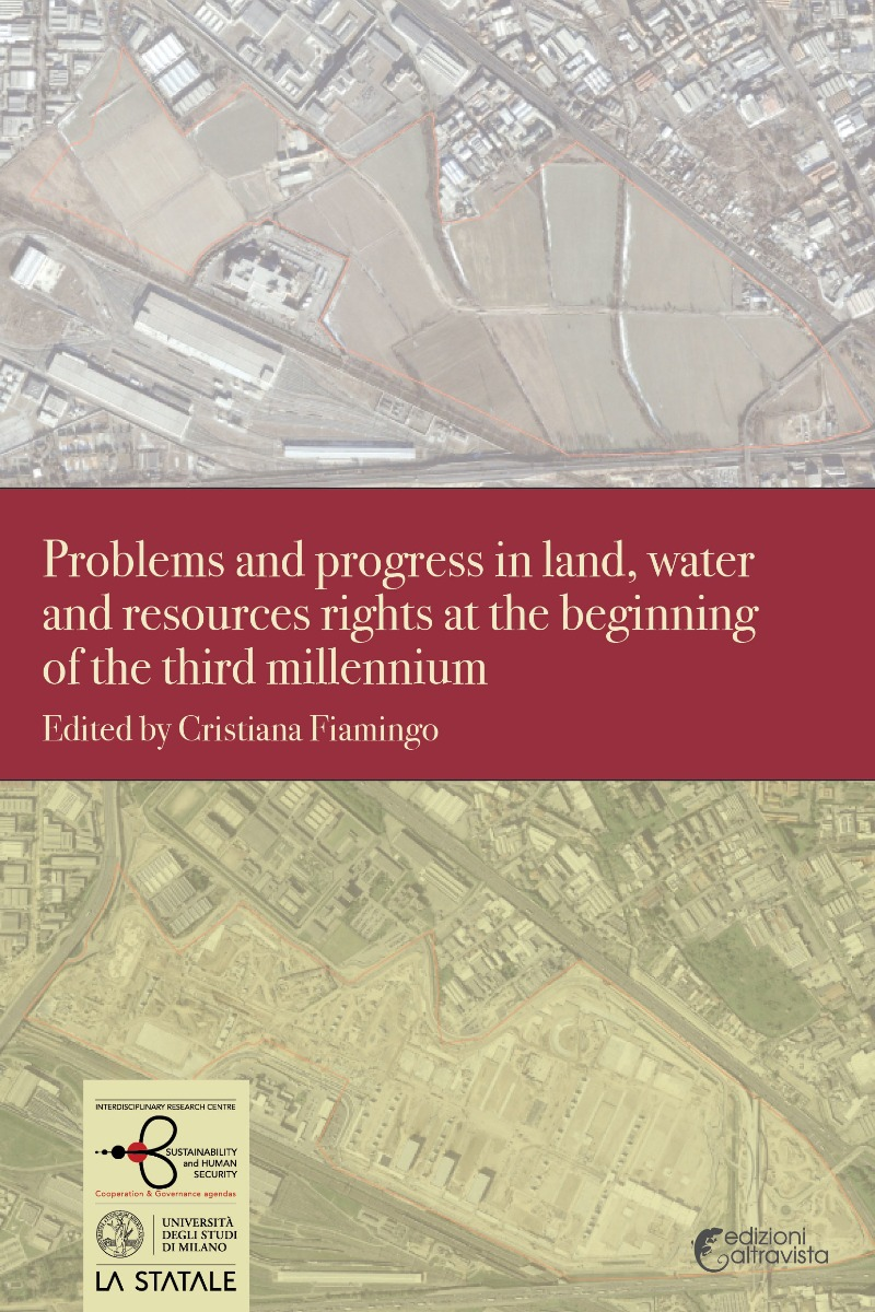 Problems and progress in land, water and resources rights at the beginning of the third millennium - eBook